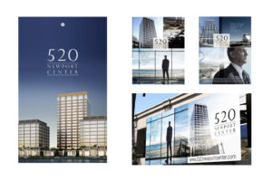 520 Newport Center commercial building in Newport Beach launch campaign