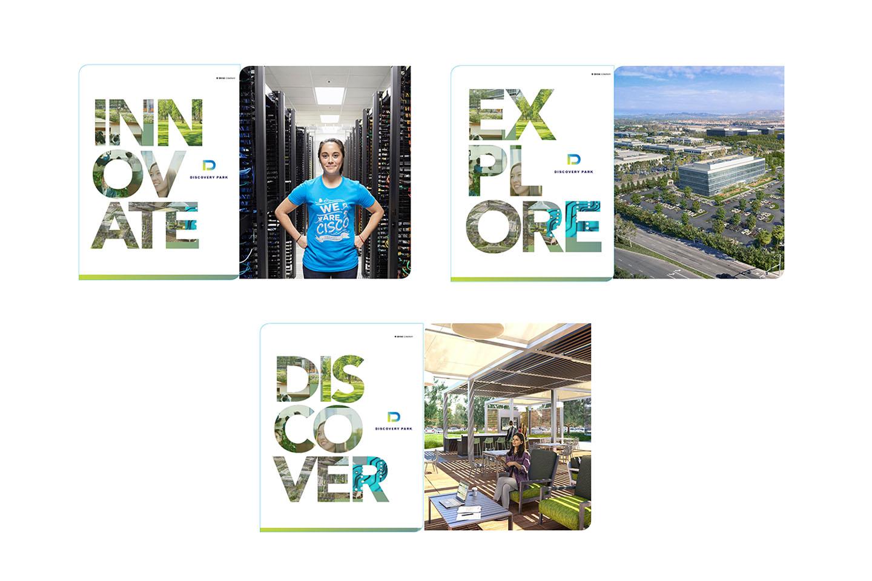 Commercial development broker campaign launch