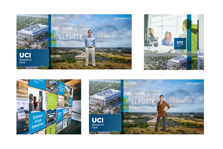Commercial Real Estate Brand Development Campaign