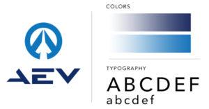 AEV electric transportation graphic standards