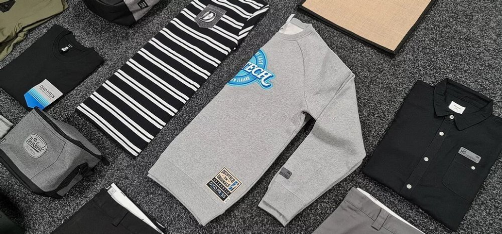 Deco press garments