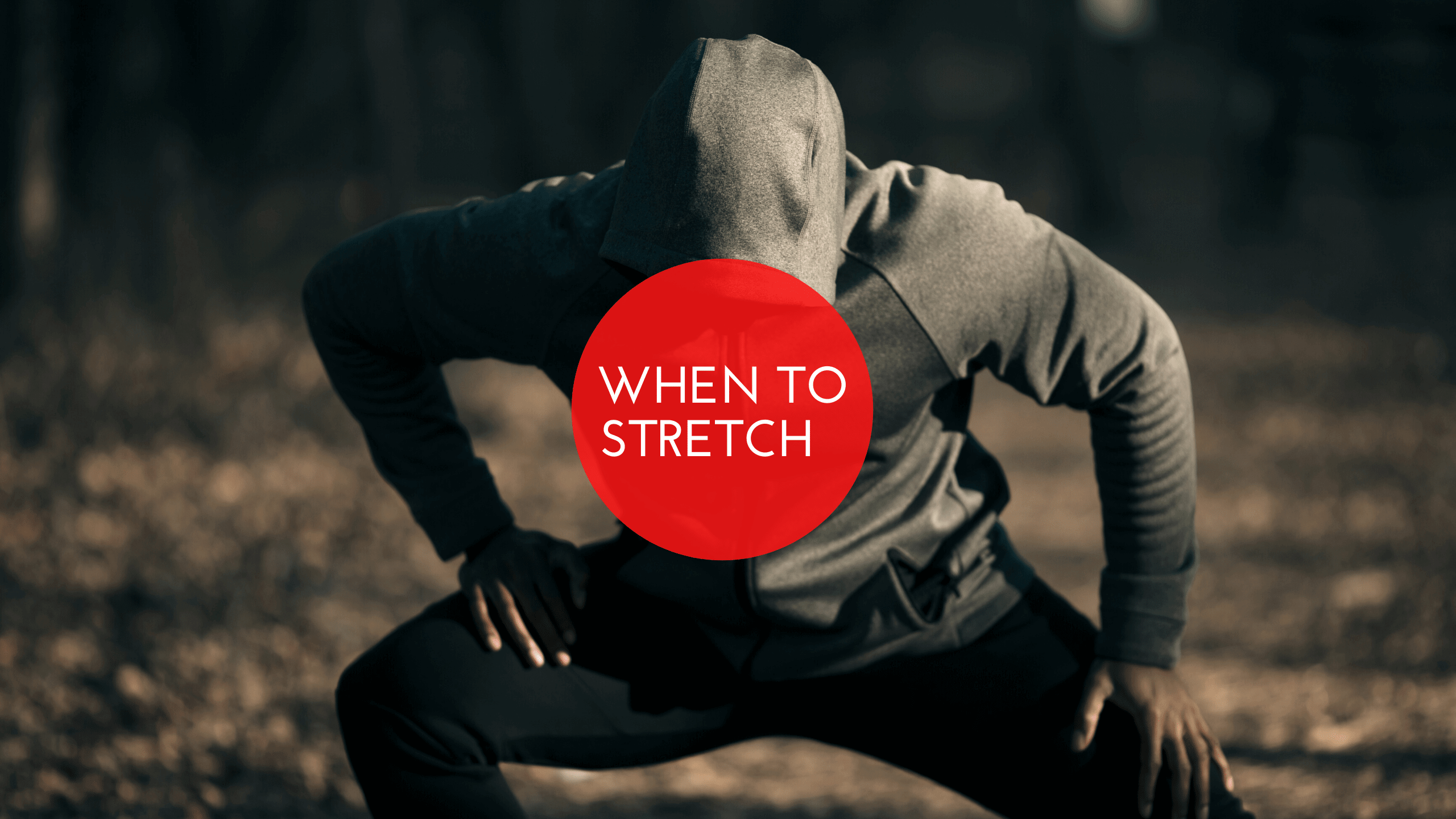 Should you warm up before stretching?