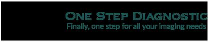 One Step Diagnostic
