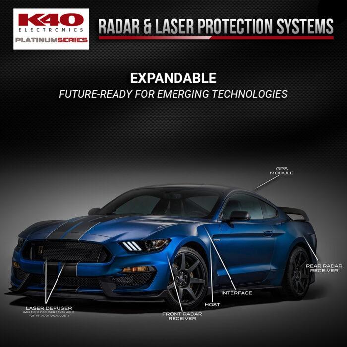 K40 Expandable