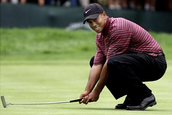 golfer in red