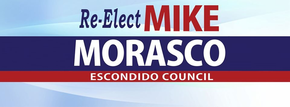 Re-Elect Councilman Mike Morasco