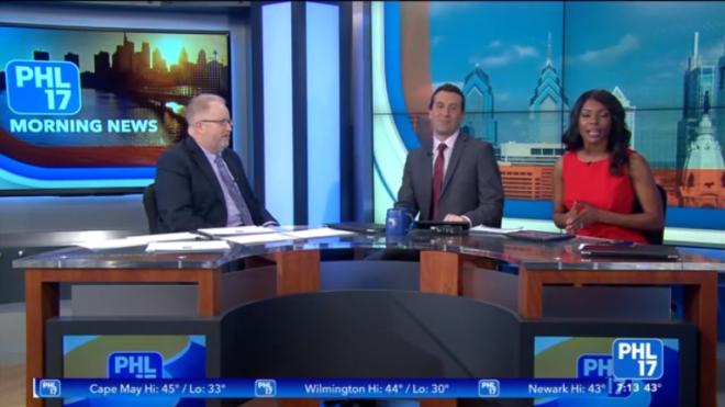 Heffler Principal John Heckler Offers Tax Tips on the Morning News