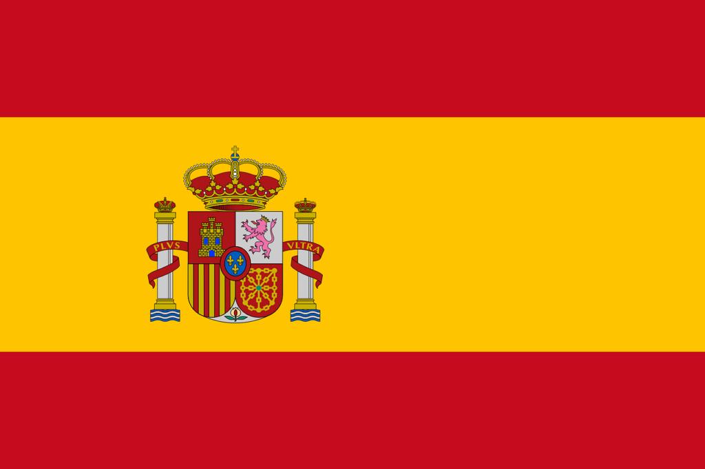 Spanish flag to illustrate Retiring in Spain