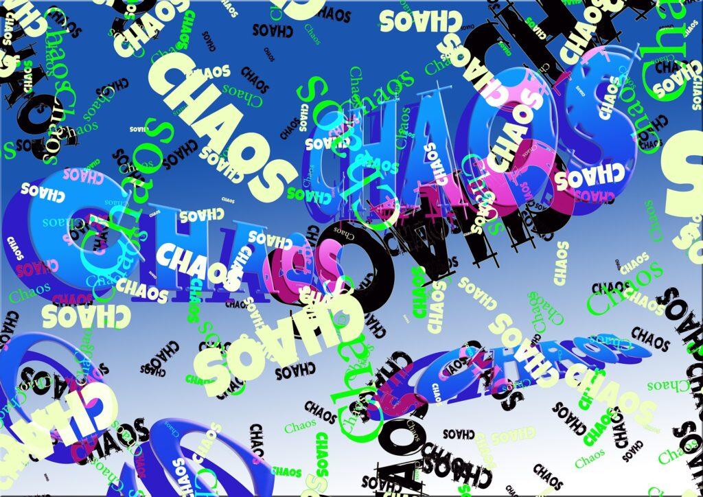 Illustrating chaos theory