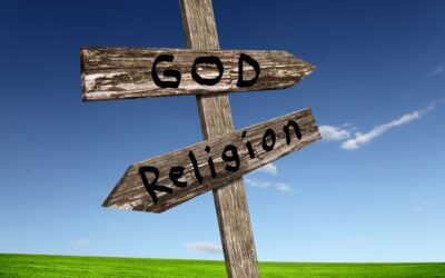 Do you love God or your religion?