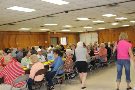 Old Timers' Breakfast 2012