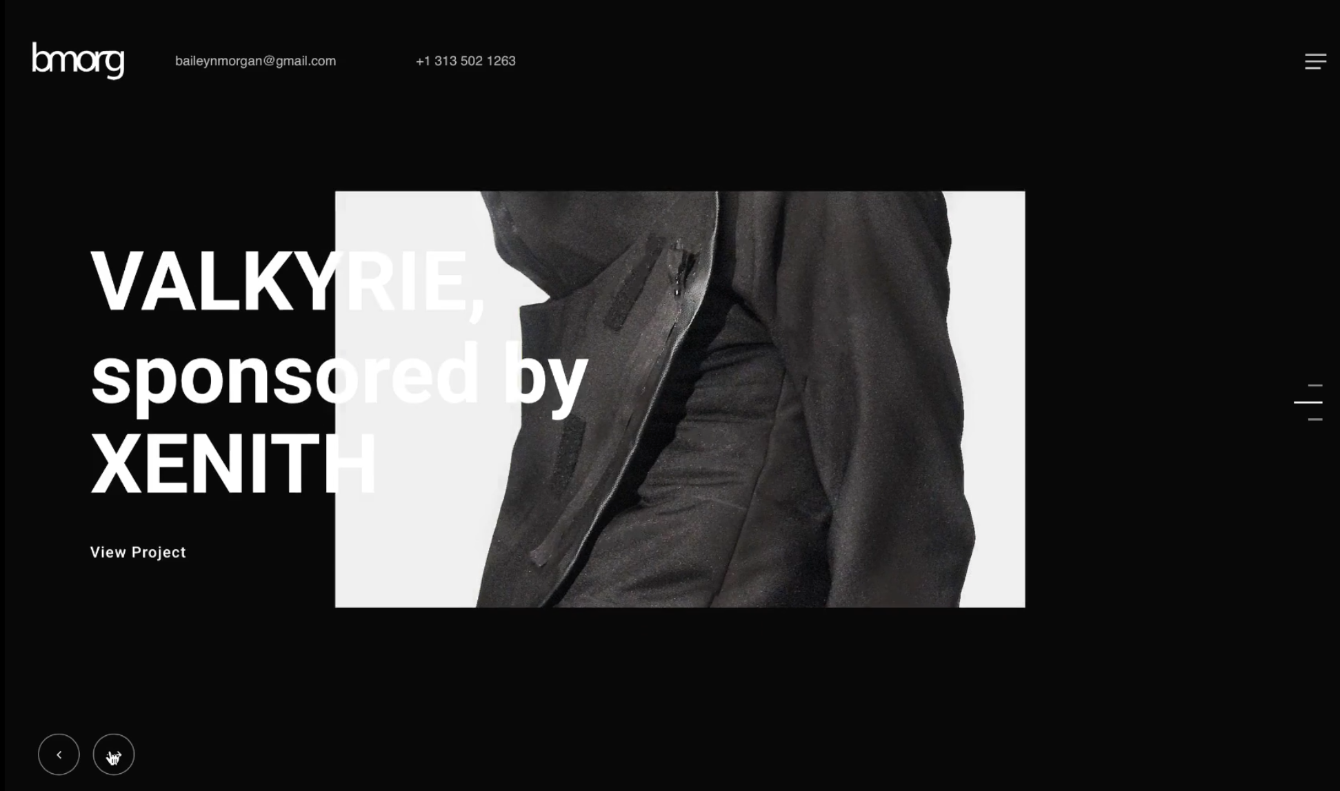 WEBSITE | portfolio 2019