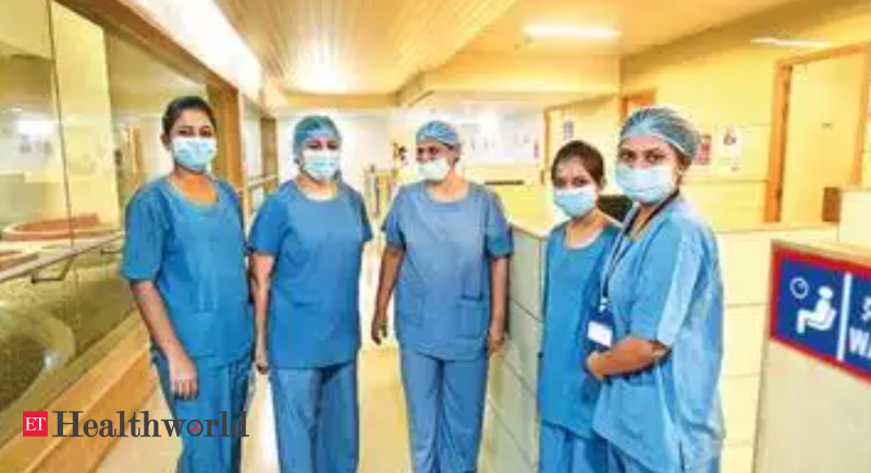Sevenhills admitted to fifth most Kovid cases in city, health news, ET Healthworld