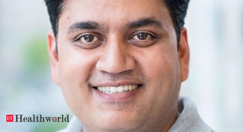Prem Sharma, Founder and CEO of DayToDay Health, Health News, ET HealthWorld