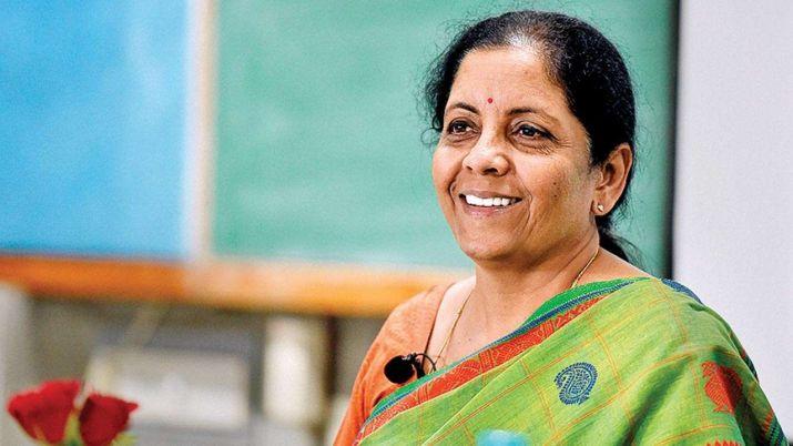 Nirmala Sitharaman e invoicing
