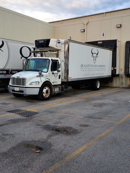 Quality Food Company truck