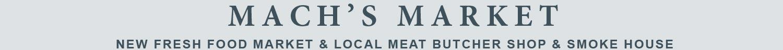 MACH'S MARKET PAWLET VERMONT