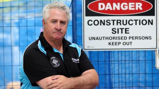 CFMEU National Construction Secretary Dave Noonan