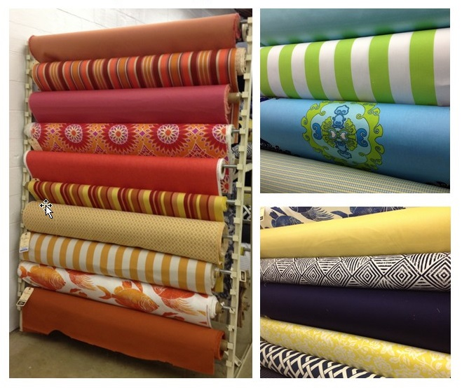 FAQ – Best Fabric to Use Outside