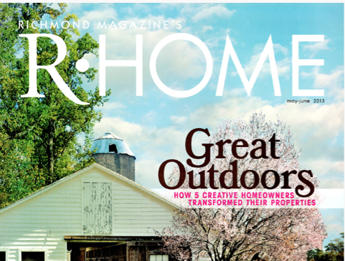 Exterior Expressions – U-Fab Feature in R-Home May/June 2013