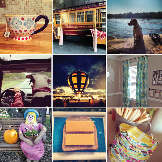 U-Fabulous Instagram – October
