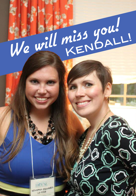 Kendall's Last Hurrah and U-Fab takes over the C-Ville Design House