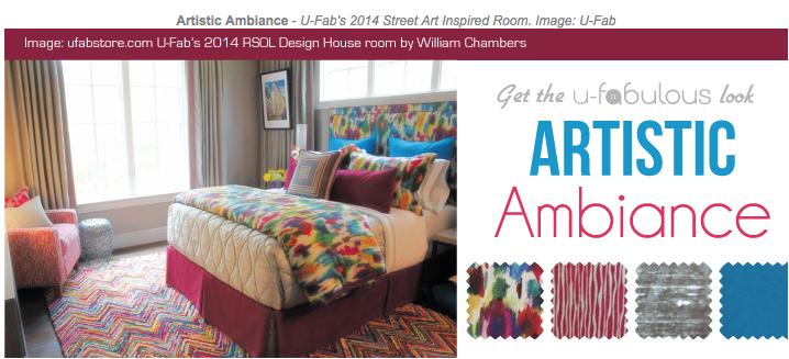 Ufabulous Design Room: Artistic Ambiance