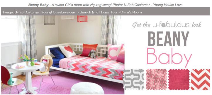 Ufabulous Design Room: Beany Baby