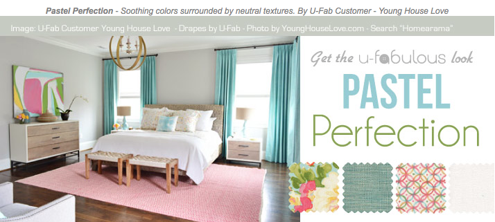 Ufabulous Design Room: Pastel Perfection