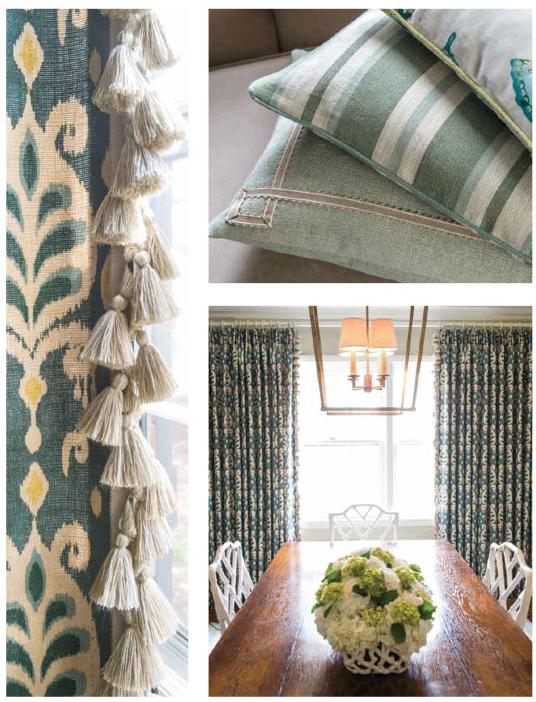 Charlotte Moss Fabric from U-Fab