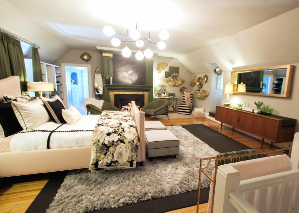 U-Fabulous Room Tour: Gilded Garden