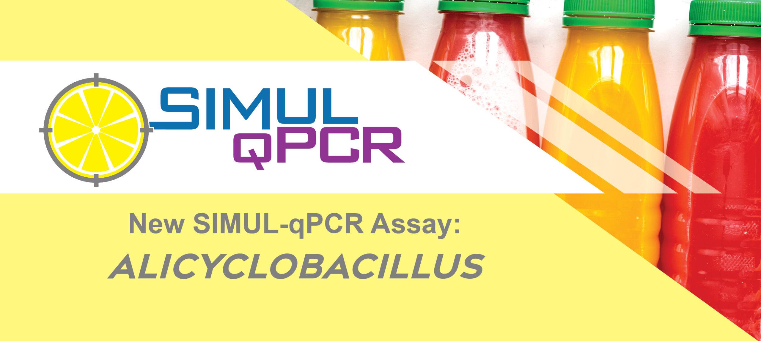 7 SIMUL qPCR Kits on display