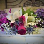 wedding bouquet. personal chef. caterer. island girl catering. local