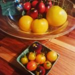 islandgirlcatering. private chef. heirloom tomatoes. farm to table. local