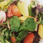 island girl catering. farm fresh. farm to table. personal chef. salad. corporate lunch