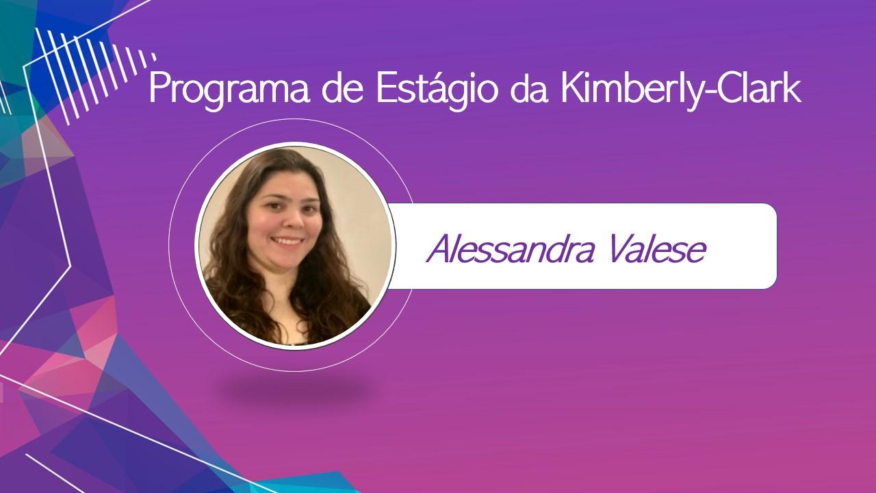 Foto da Senior Talent Acquisition da Kimberly-Clark, Alessandra Valese