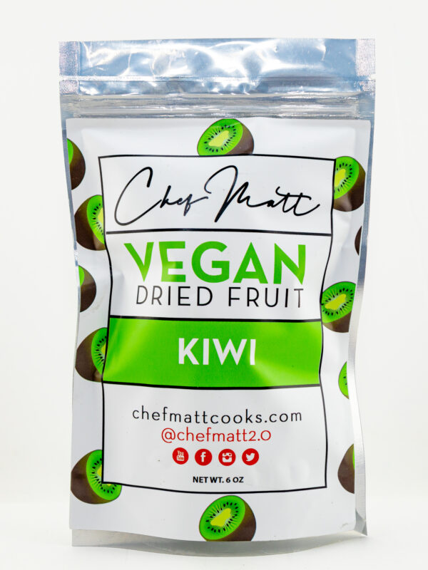 Dried Fruit - Kiwi