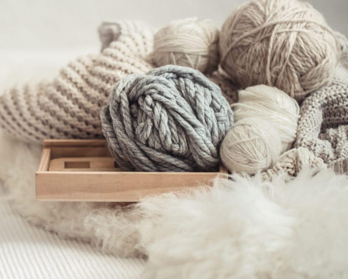 Yarn and supplies