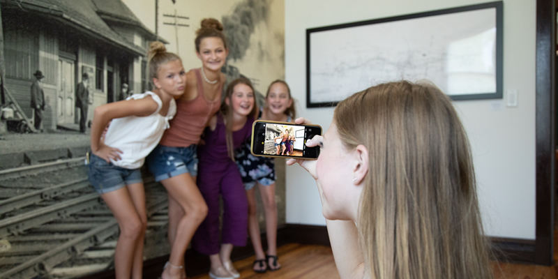 Cedar Lake Museum Tours