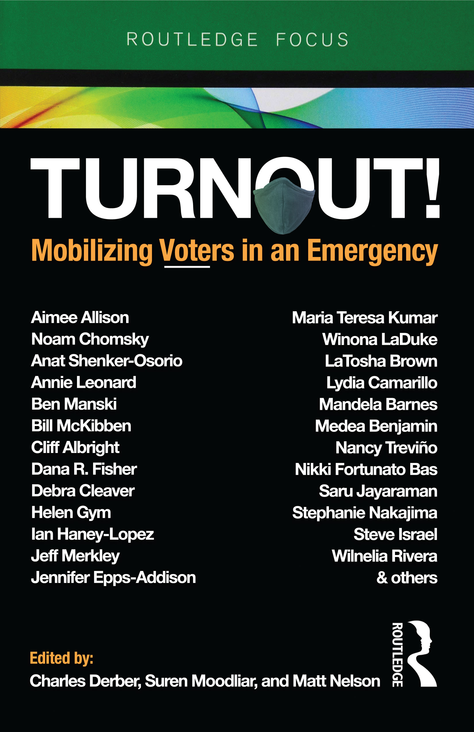 Turnout Book Cover
