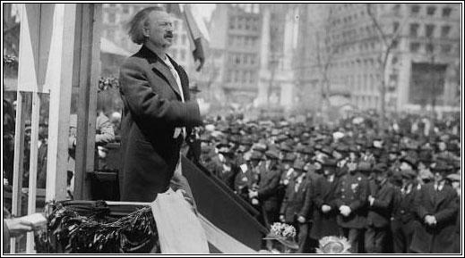 Ignacy Paderewski Speech