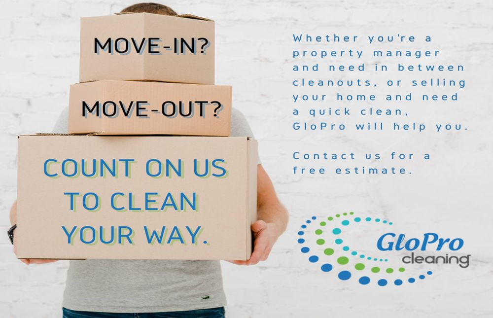Move-In / Move-Out Cleaning Services