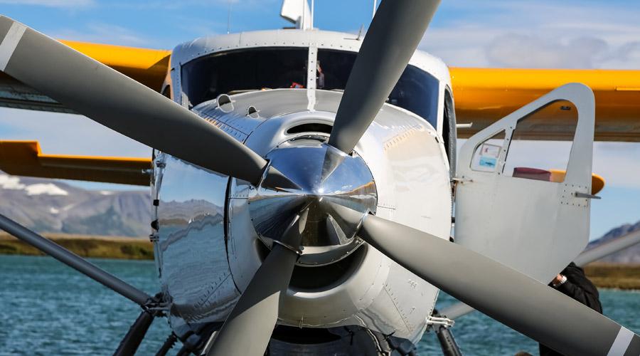 Alaska plane tours