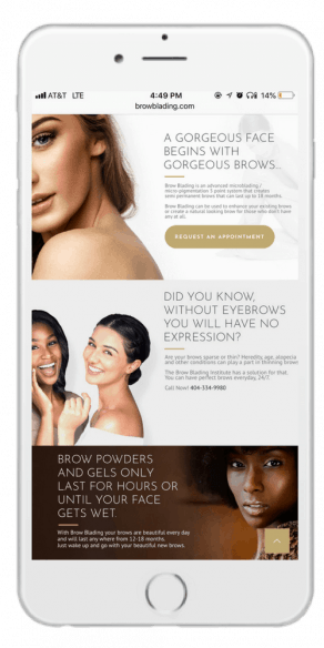 toronto web design mobile 2020