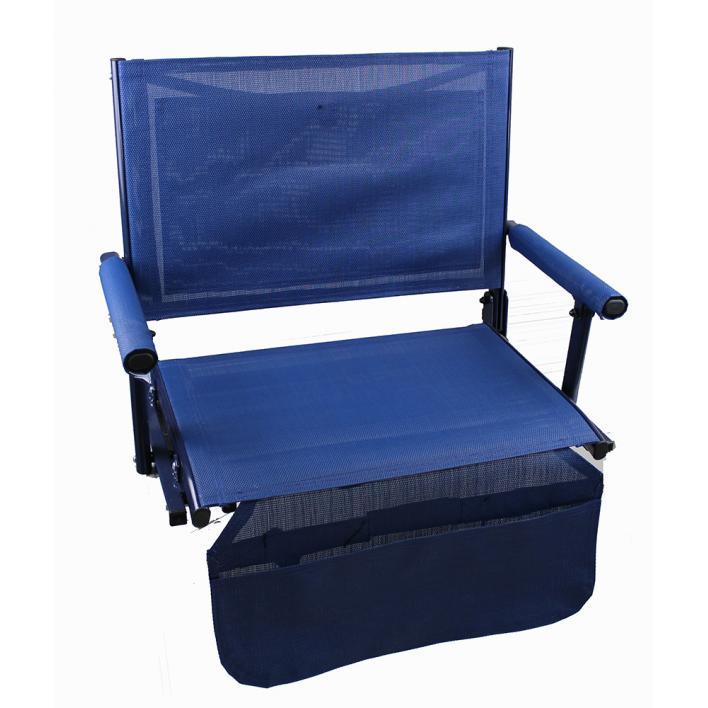 1500 – Stadium Seat Navy Blue chair