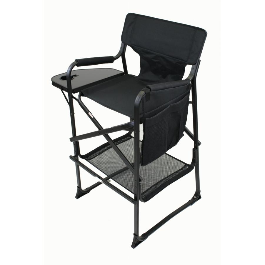 Chair With Side Bag