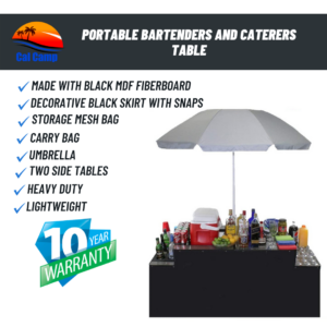 BT-100 – Bar Table