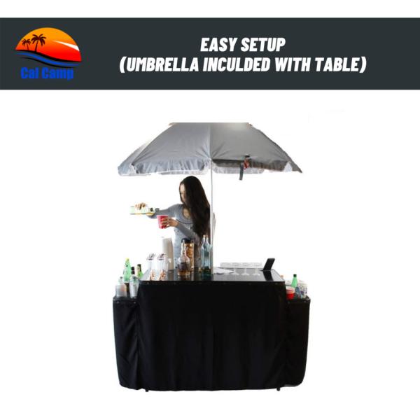 BT-100 – Bar Table