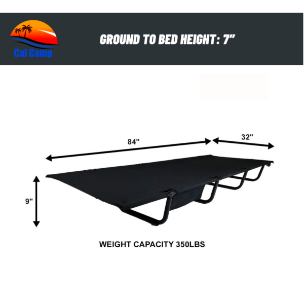 Big Grizzly Folding Cot