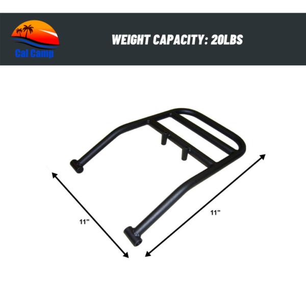 Luggage Utility Rack – Compatible with Kawasaki KLX250S, SF (2008-2019)